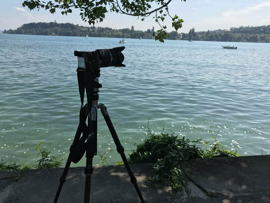 MeFoto Roadtrip und Sony Alpha 6500