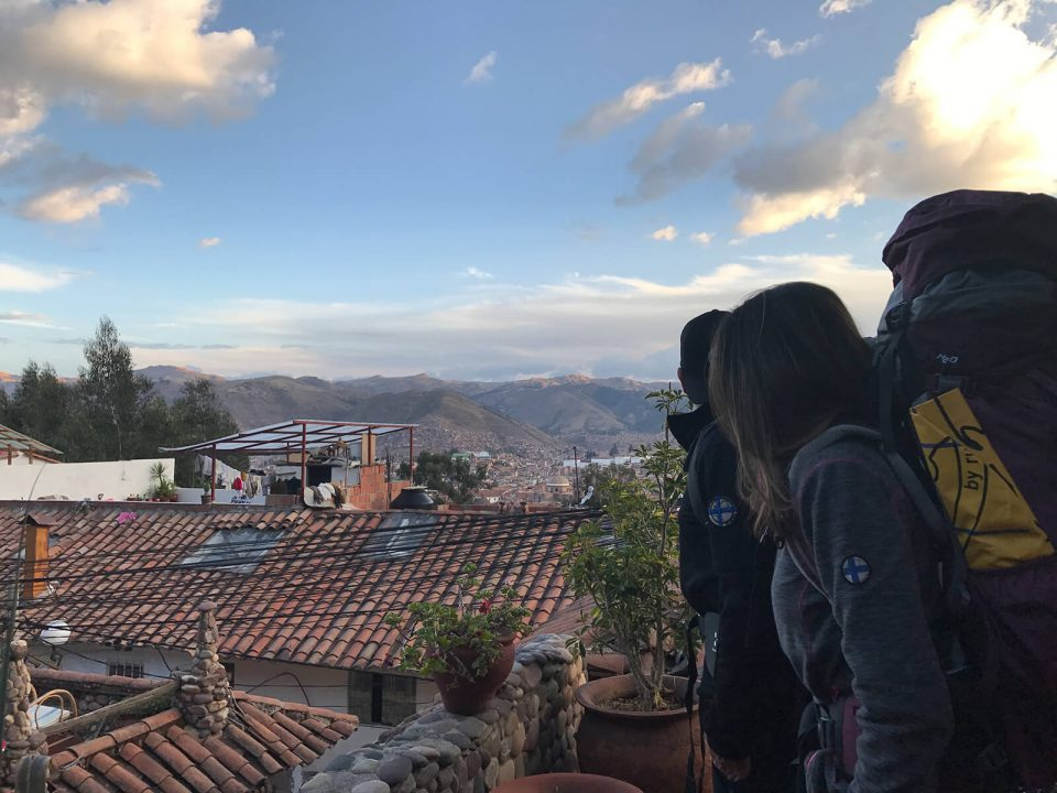 Cusco Backpacks