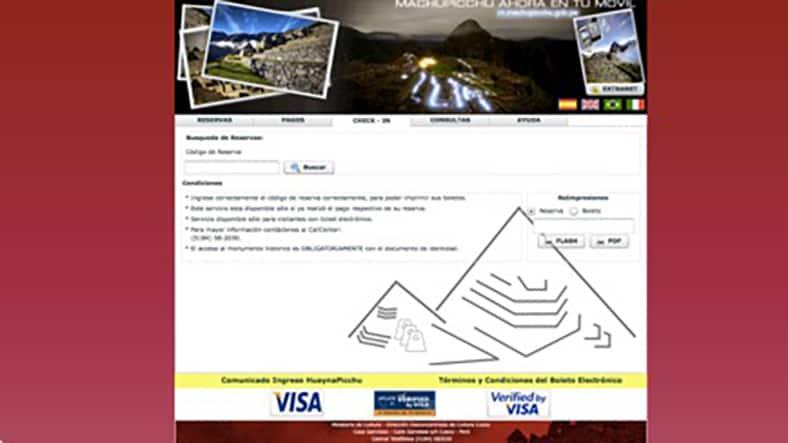 Tickets für den Machu Picchu - Schritt 9