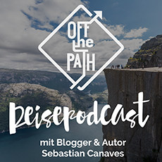 Off the Path Podcast Logo