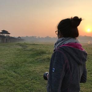 Steffi in Myanmar
