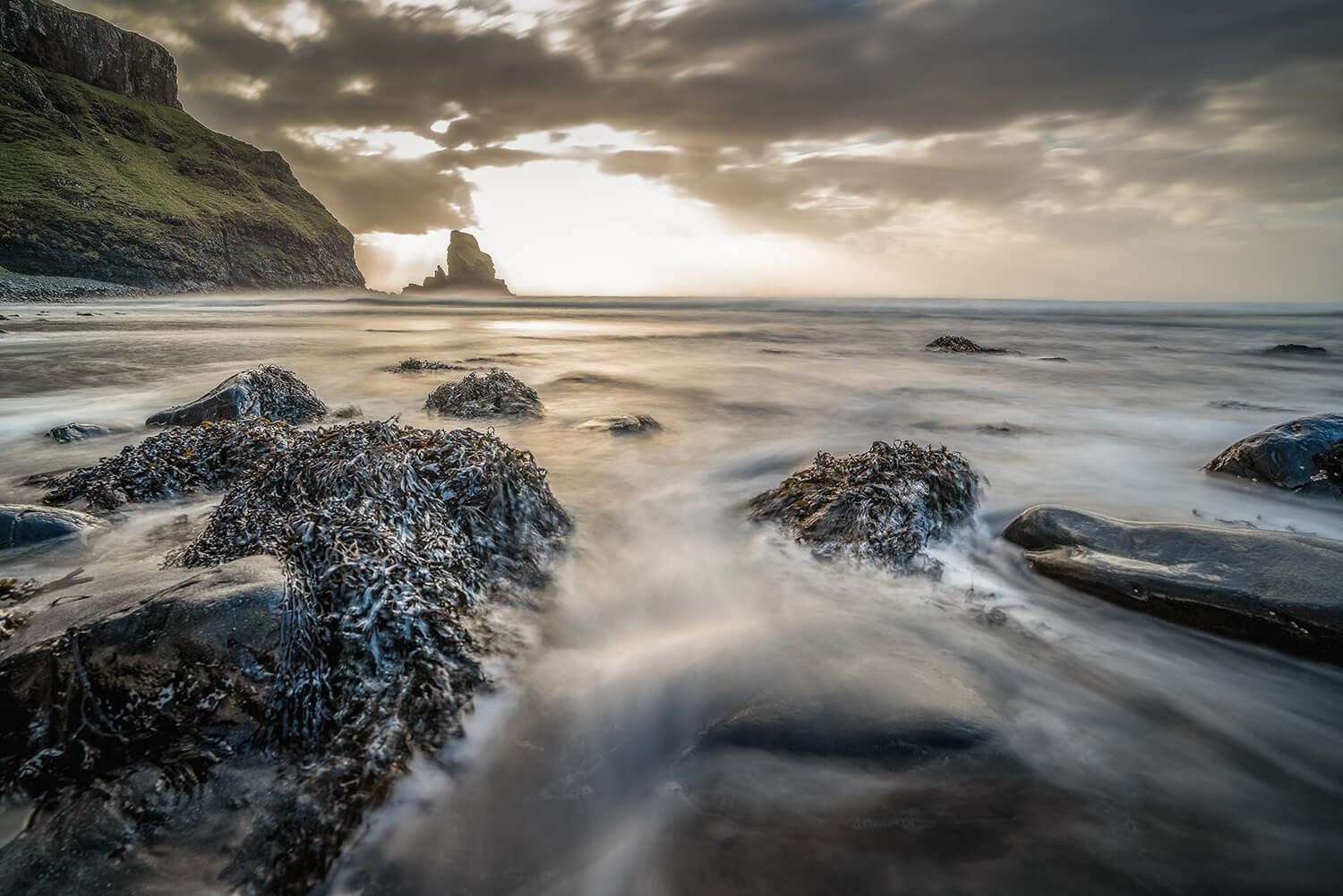 Talisker Bay Wild Day
