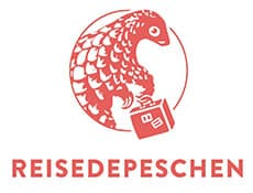 Reisedepeschen Logo
