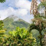 Arenal Vulkan in Costa Rica