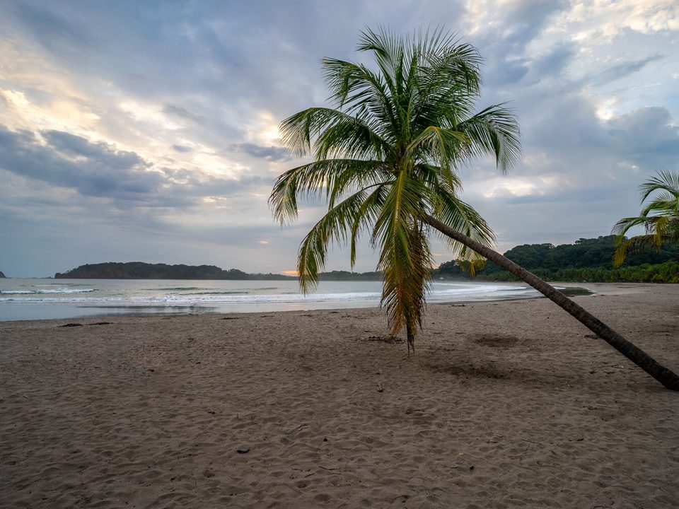 Carillo Beach Costa Rica