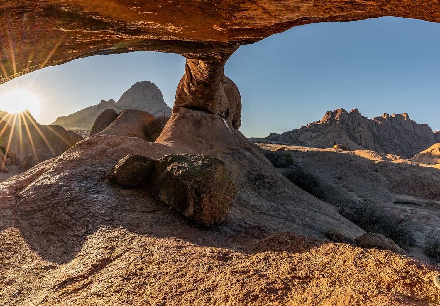 Natural Arch Spitzkoppe