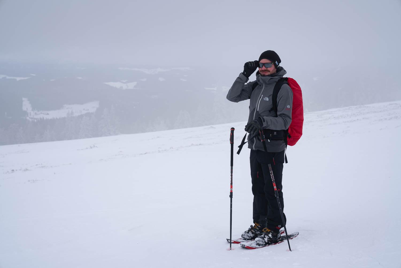 Schwarzwald Schneeschuhlaufen