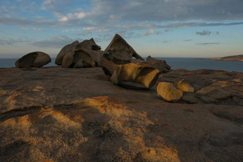 Remarkable Rocks kleine Formation