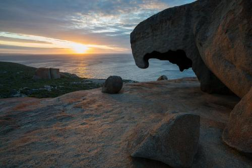 Sunrise Remarkable Rocks