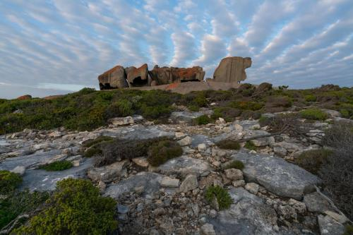 Wolkendecke Remarkable Rocks